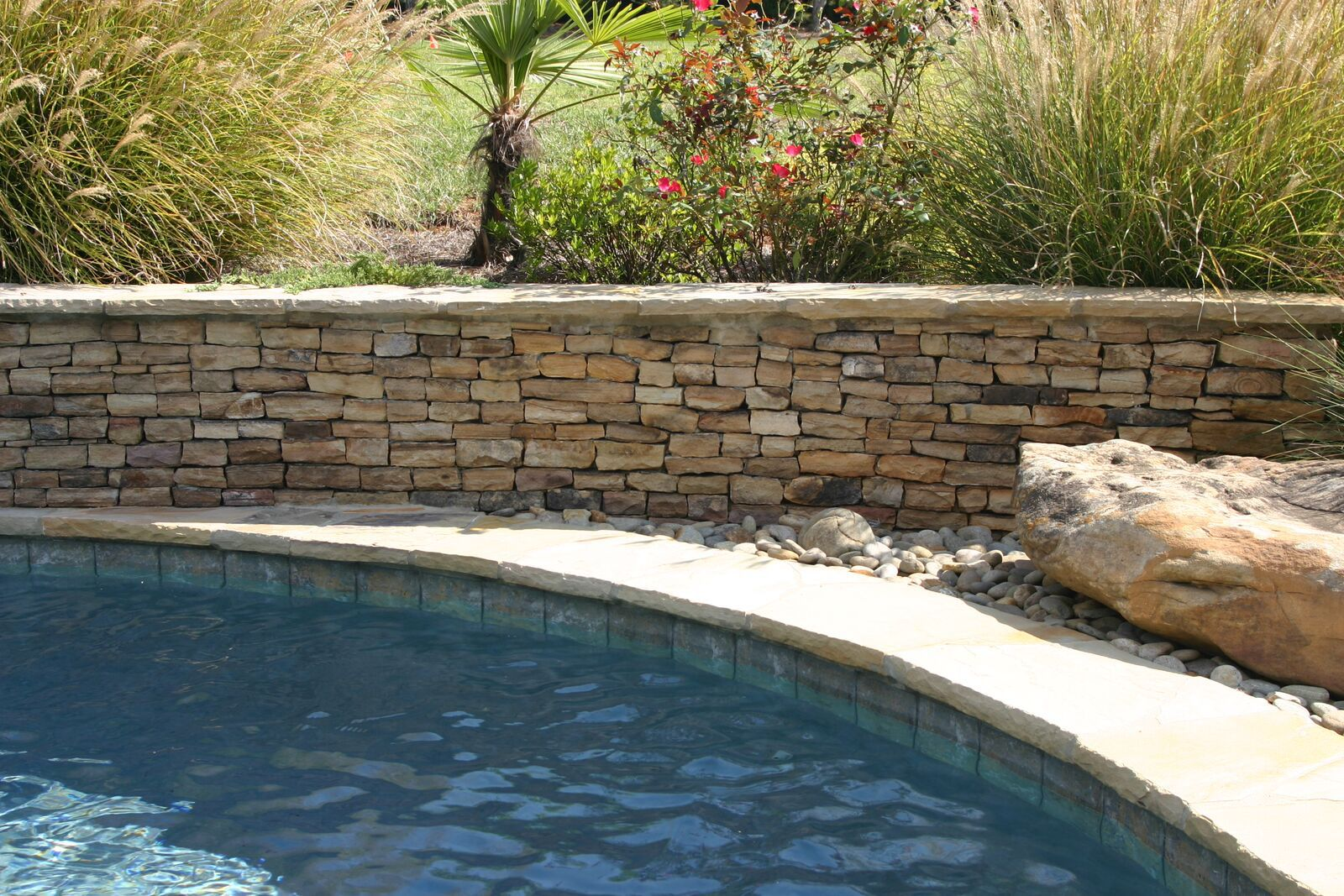 custom pool builders Waxhaw NC