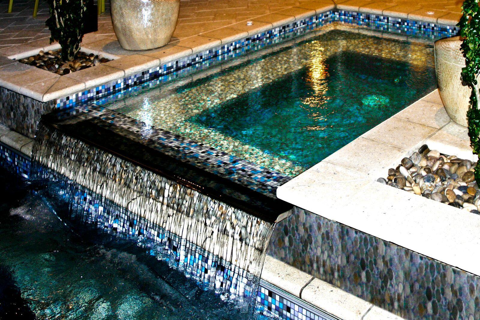 custom pool builders Charlotte NC