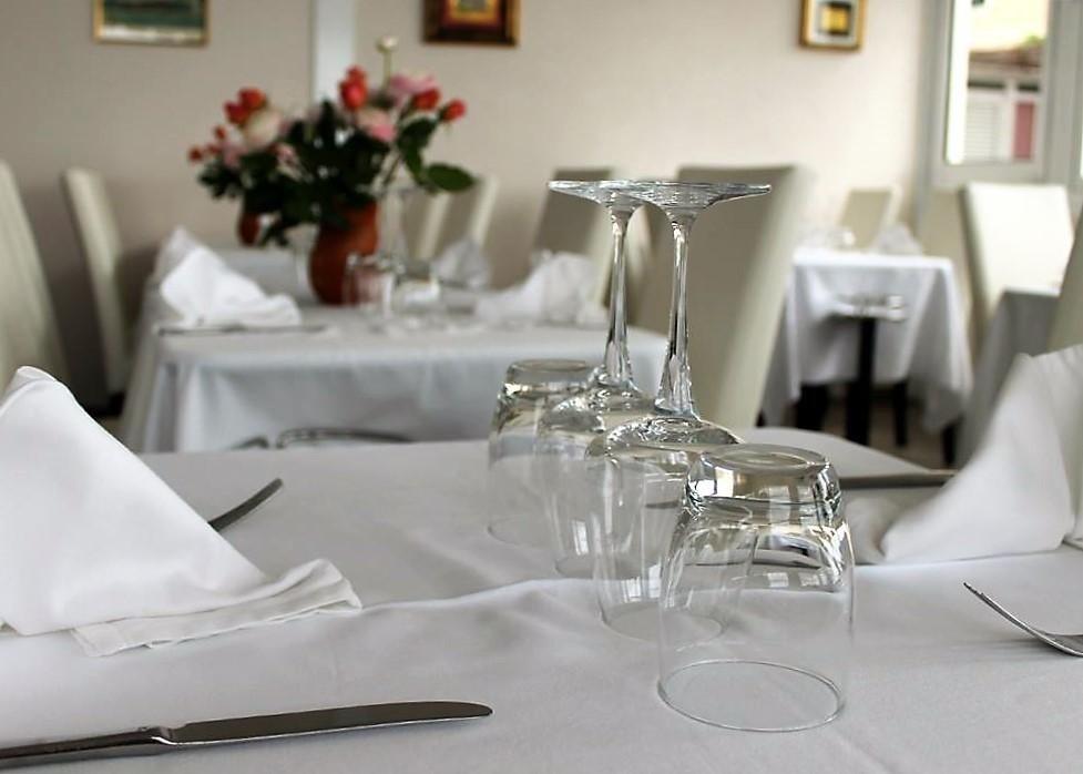 veduta sala ristorante