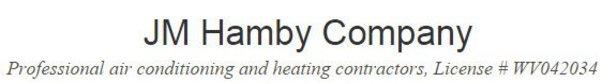 JM Hamby Company logo