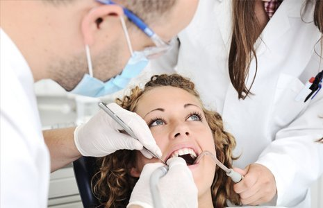 dentists team