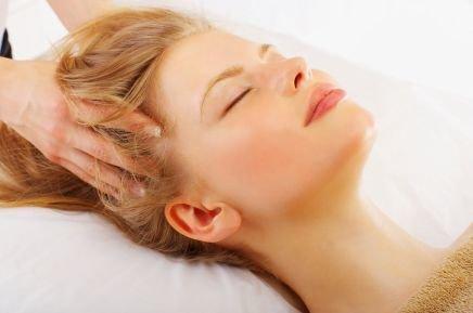 face body day spa and beauty salon scalp massage