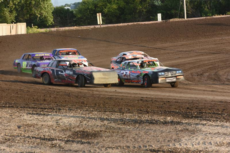 Jimmy Squibb Hobby Stock Race - Alta, IA