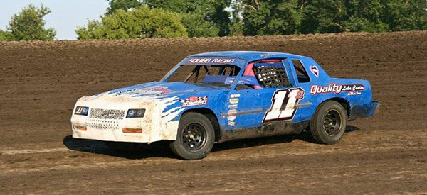 Buena Vista County Fair - Hobby Stock Racing