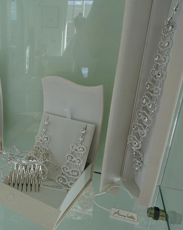 Gioielli ed accessori da sposa a Putignano