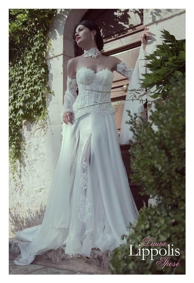 abiti glamour da sposa