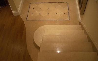 progettazione scalinate interne