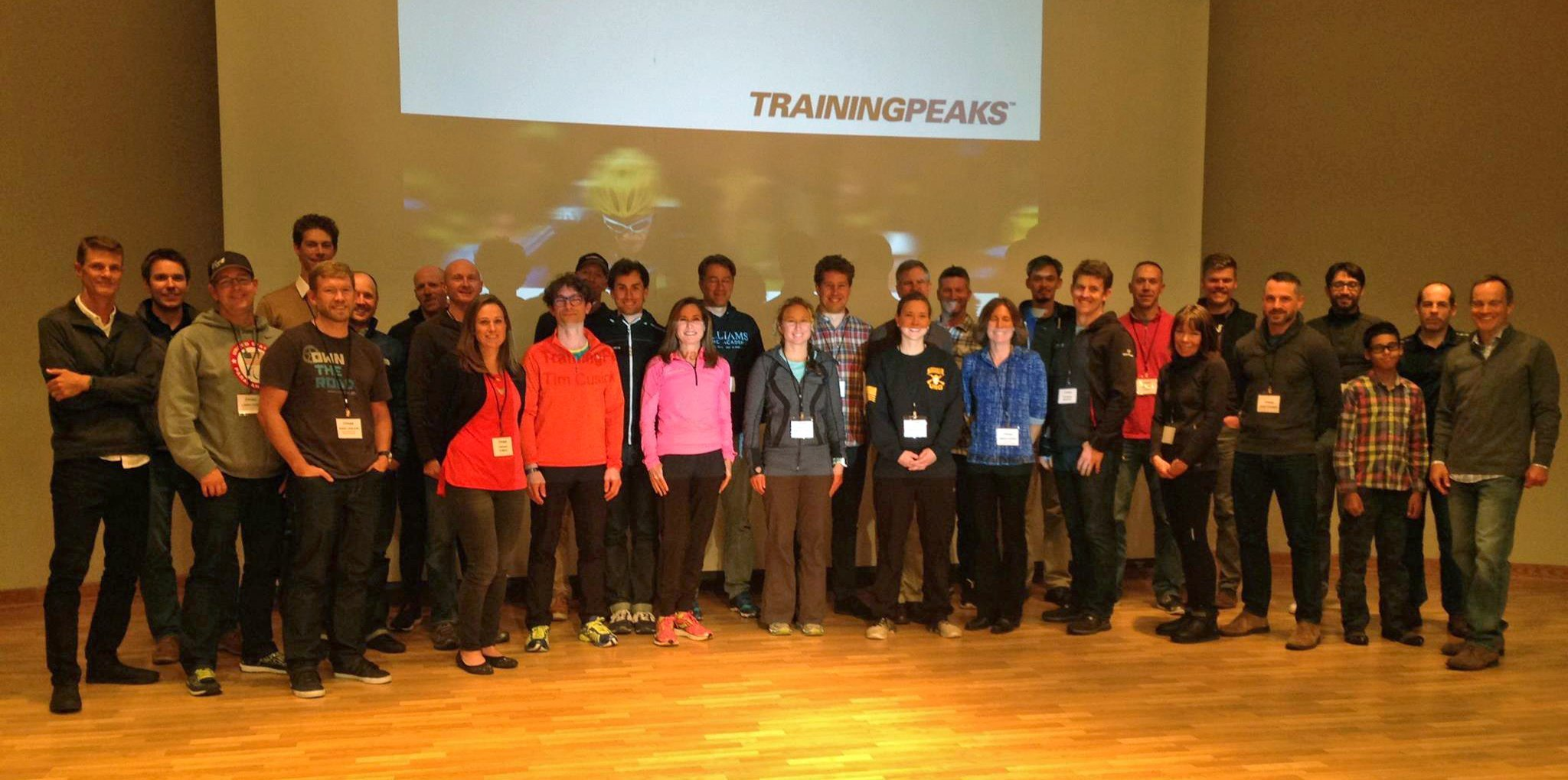 speakers and attendees at the 2016 ITP4ES conference