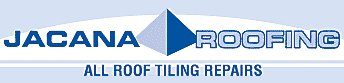 jacana roofing business logo