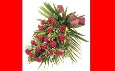 Copribara floreale