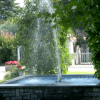 giochi d'acqua, fontana
