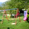 giardino privato, parco giochi, parco per bambini