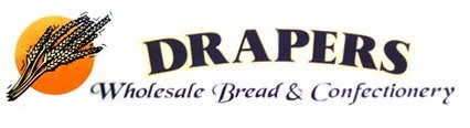 Drapers Wholesale Bread & Confectionery logo