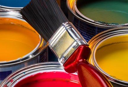 paint bucket brush