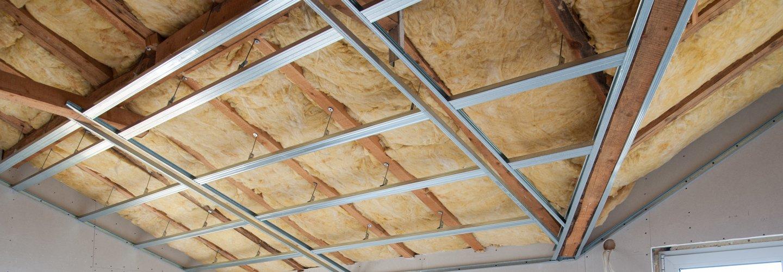 Isolanti termici interni per soffitti