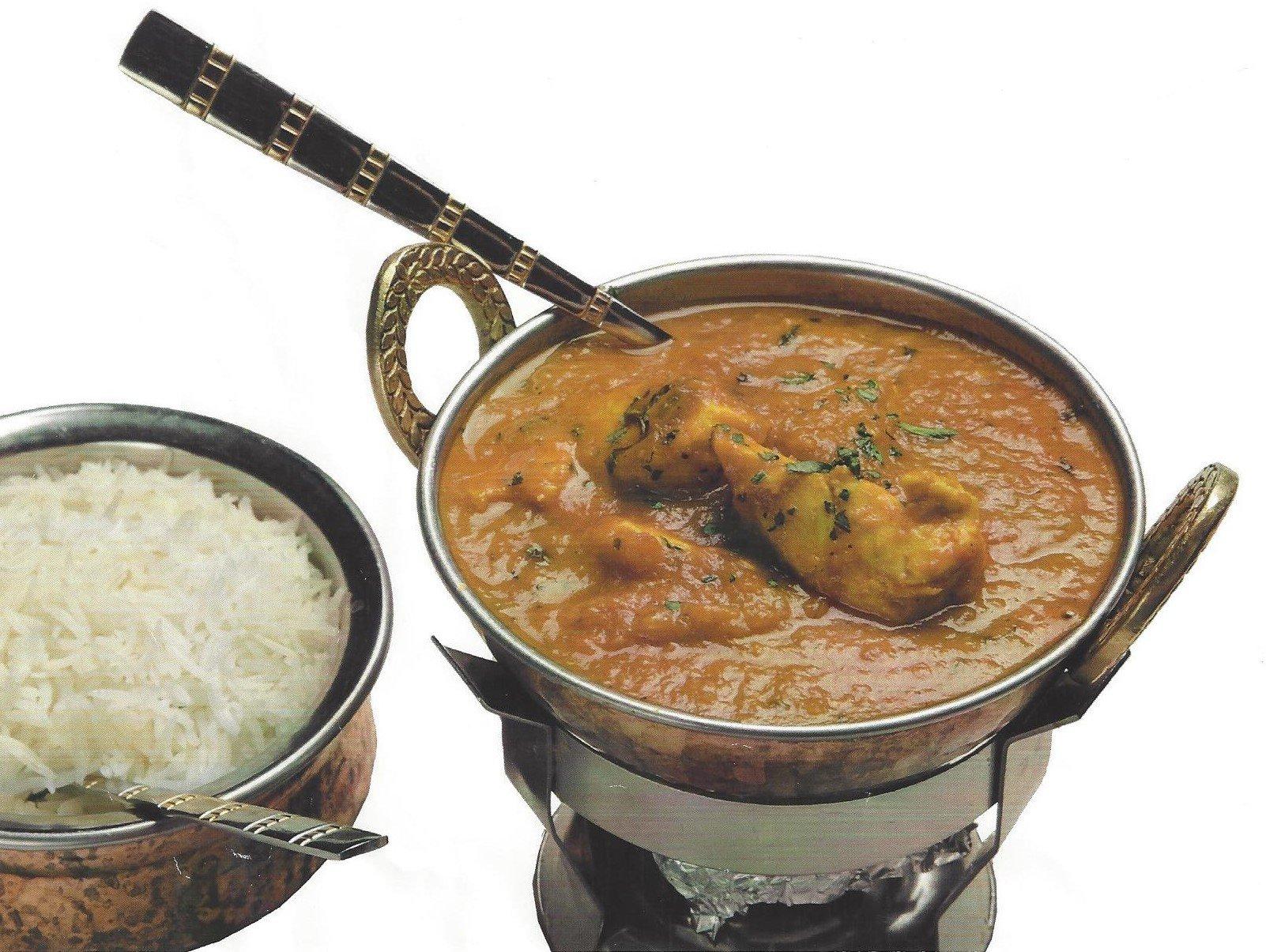 paneer indiano con pollo