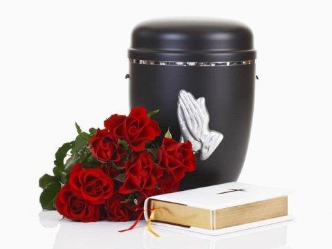 fornitura articoli funerari