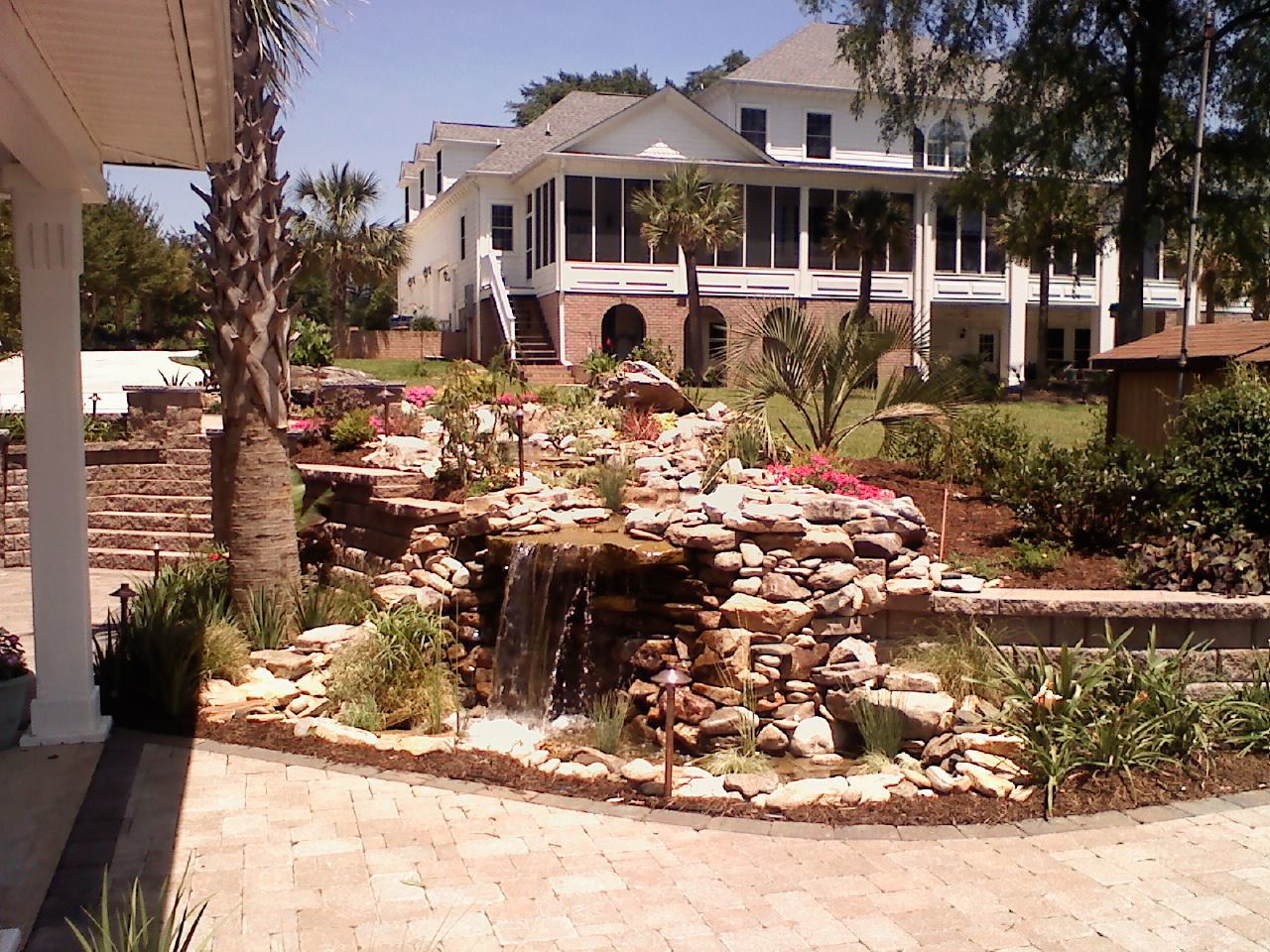 Landscaping lexington sc outdoor goods for Landscaping rocks columbia sc