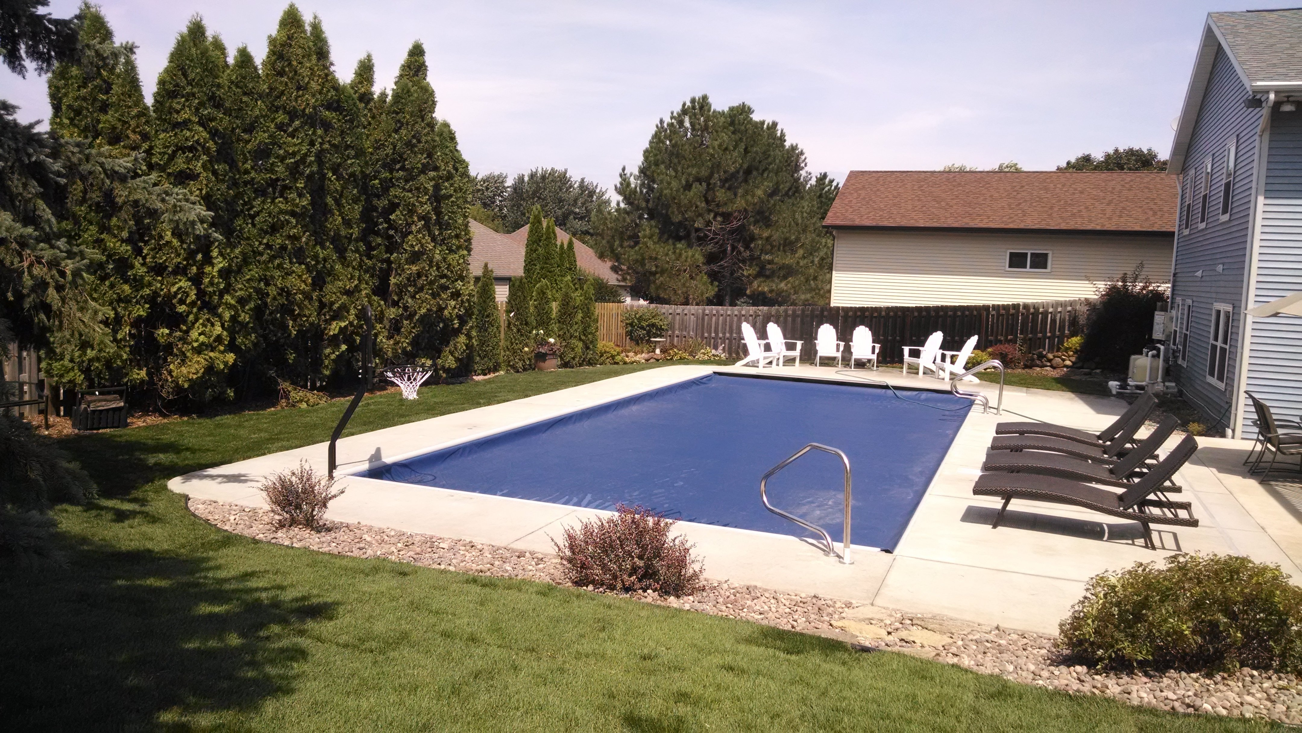 Fort Atkinson Outdoor pool