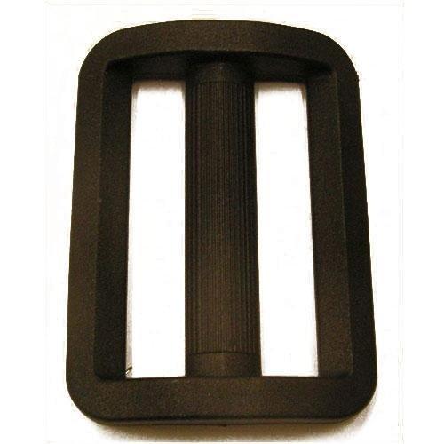 3MFC1005 - Fibbia scorrevole in plastica passo mm.50