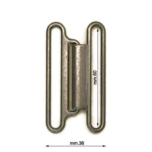 3M26315 - Agganciatura in zama mm.60