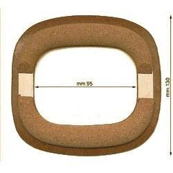 3M9171 - Maniglia in sughero con ferro