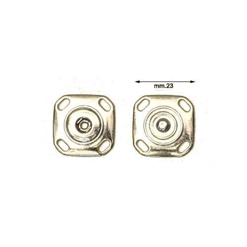 3M26396 - Bottone a pressione in zama lin. 36