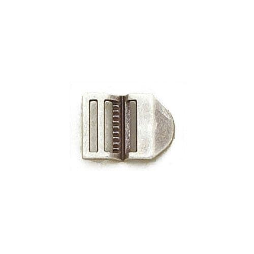 3M10565 - Fibbia scorrevole in zama mm.20