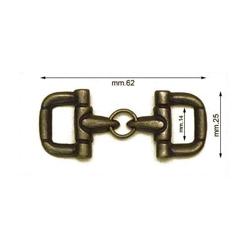 3M16431 - Morsetto in zama