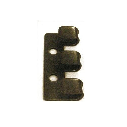 3M12584 - Attacco scarpa in ferro con 3 ganci
