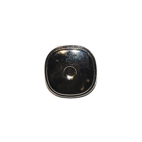 3M26268 - Bottone a pressione in zama per alfa 1 lineato mm.32