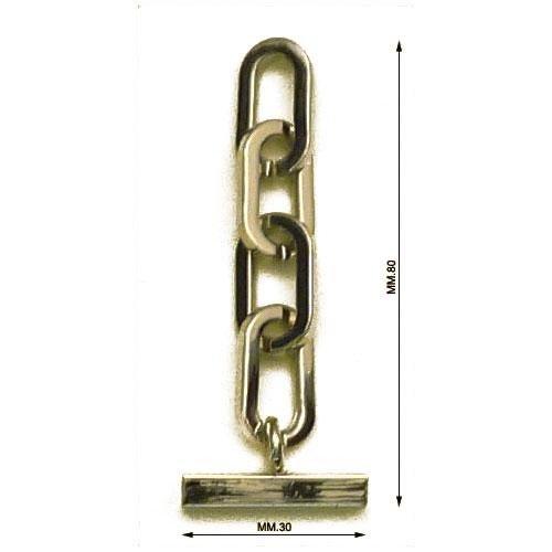 3M27351 - Attacco in zama con catena