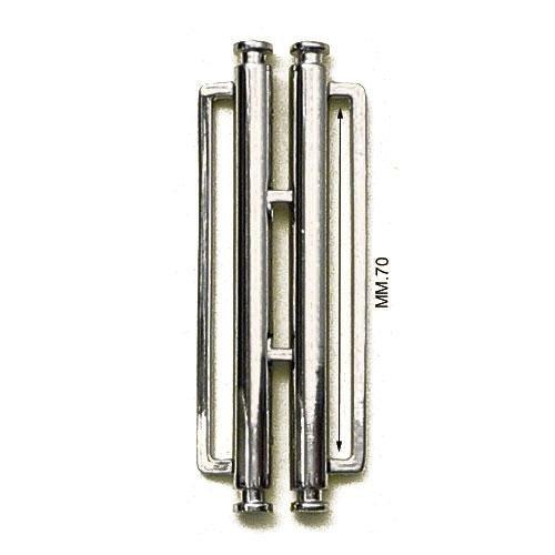 3M26755 - Agganciatura in zama mm.70