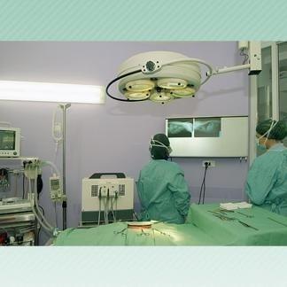 medici che guradando i rapporti della radiografia