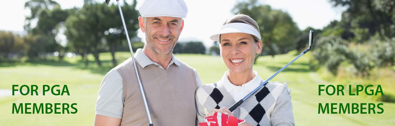 The GPAPA is for PGA and LPGA Members