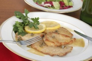 scaloppine di vitello