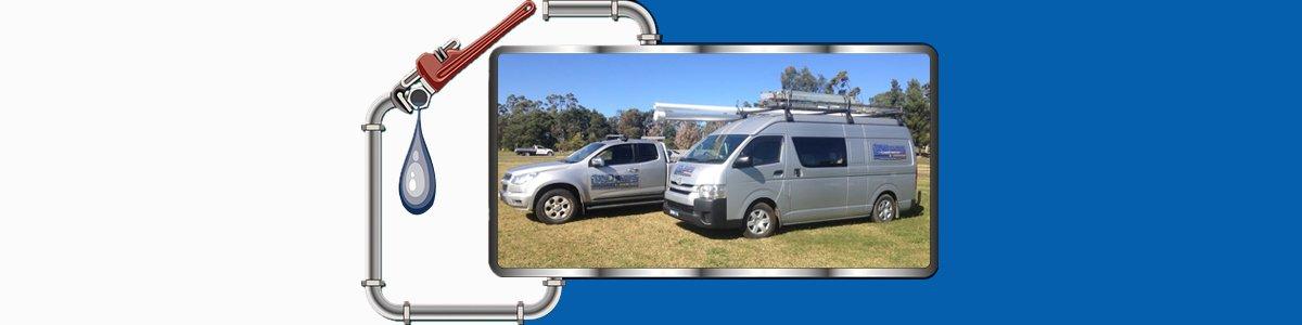 dnd wicks plumbing services mobile vans