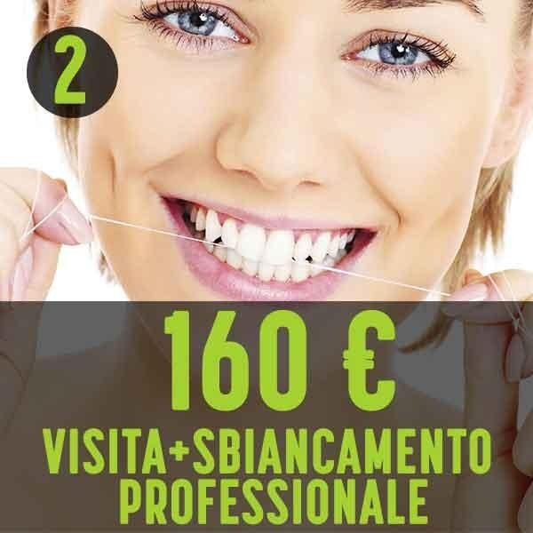 sbiancamento professionale