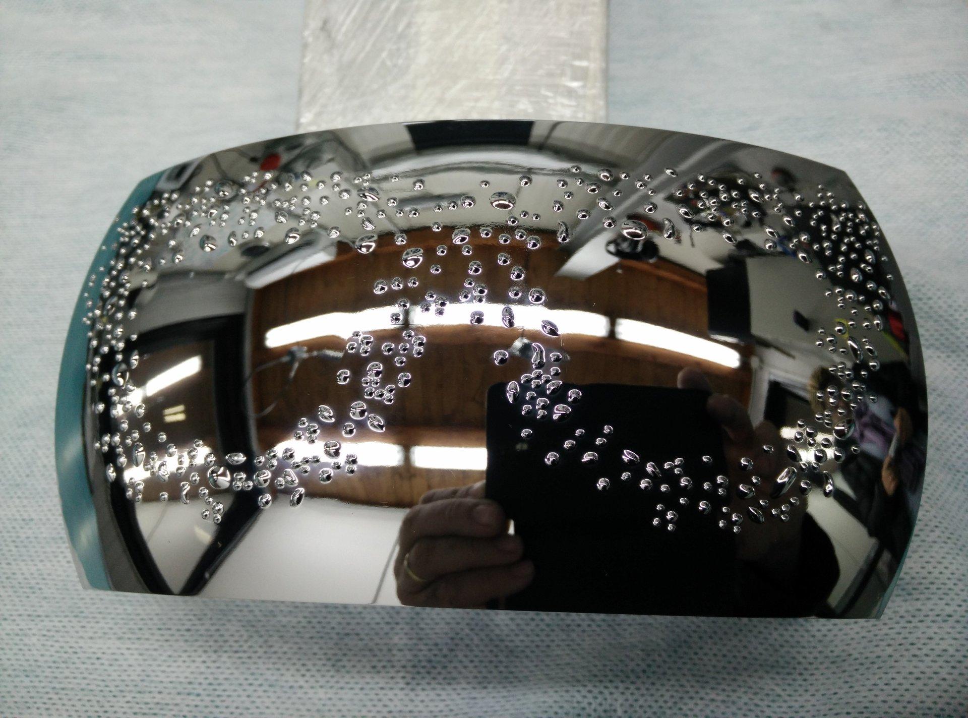 componente in acciaio