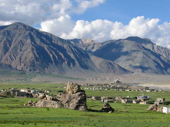 Indien Ladakh Zanskar Padum Reise
