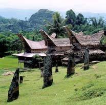 Sulawesi Toraja Haus