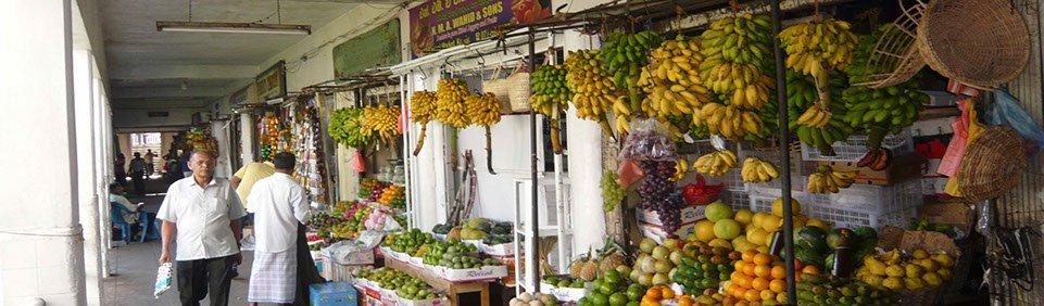 Sri Lanka Kandy Basar
