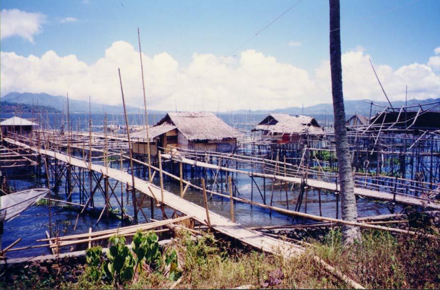 Sulawesi Reise Norden, Tondano See