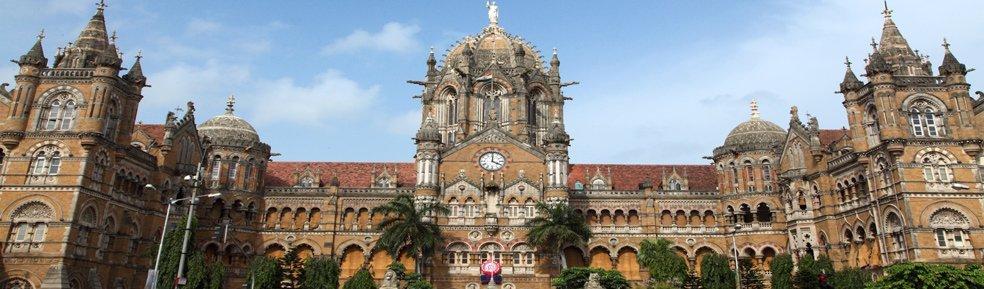 Gebäude in Mumbai