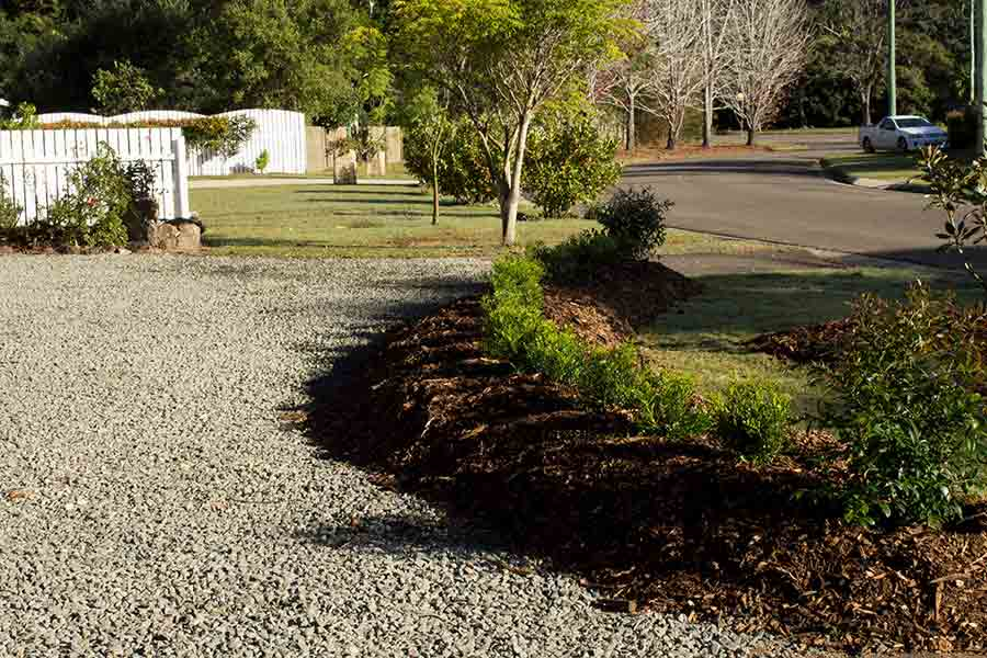 odyssey landscapes gravel pathway