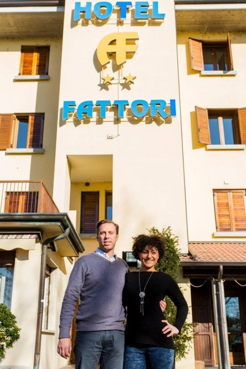 Titolari Hotel Roveri Fattori