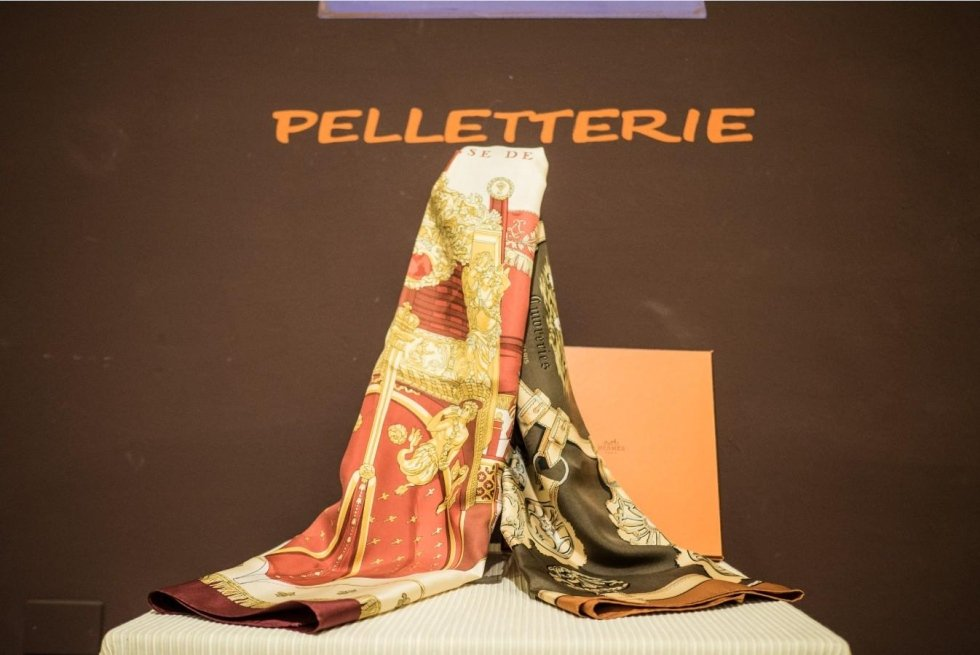 FOULARDS Pelletteria Linea Am Sarzana