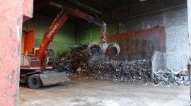 Selezione materiali riciclabili