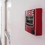 Fire alarm control - Arkansas security