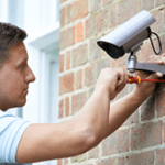 Outdoor Security Camera Professional Installation - Arkansas Security